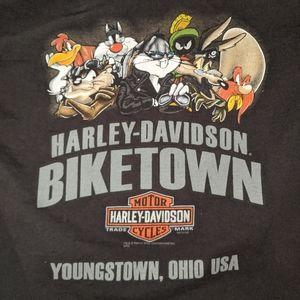 {Harley Davidson} YOUTH t-shirt